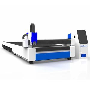 Guohong Open Type CNC Fiber Laser Cutter for Metal