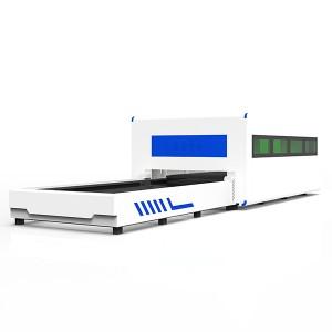 New Design Enclosed Metal Laser Cutting Machine