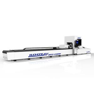 High Precision Tube Fiber Laser Cutting Machine
