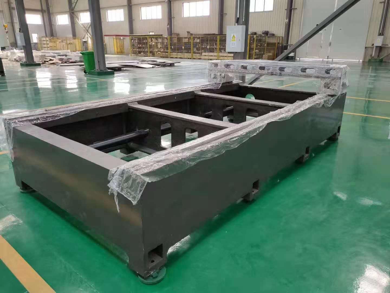 Application of fiber laser cutting machine in cutting copper materials
