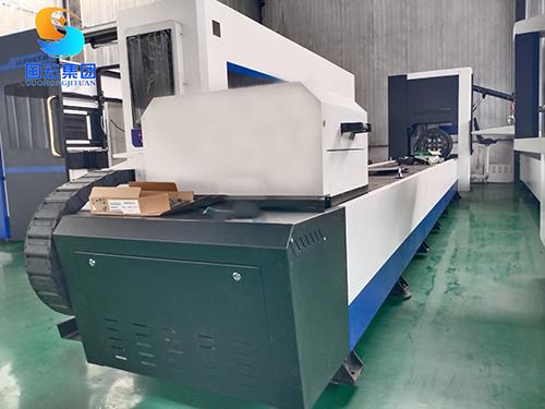 Teaching of Operation of Laser Cutting Machine