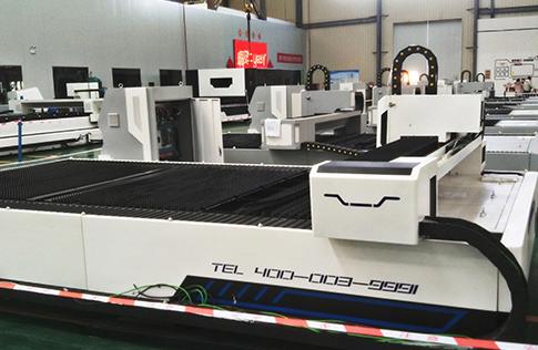 Cutting characteristics of fiber laser in metal laser cutting machine