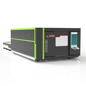 High-Power Fiber Laser Cutting Machine