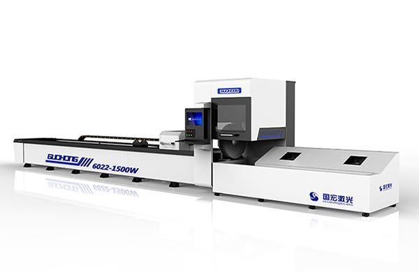 High Precision Tube Fiber Laser Cutting Machine 1