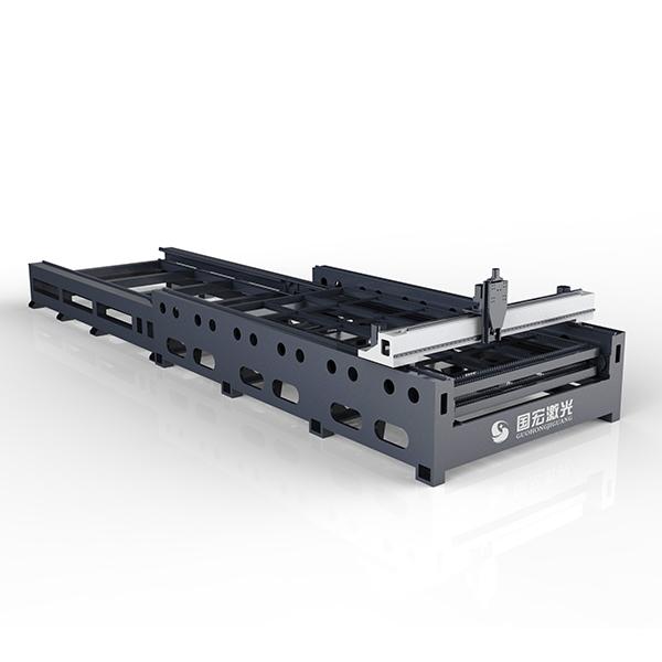 Free sample for Metal Laser Cutting Machine Price - Casting Iron Bed  – Guo Hong